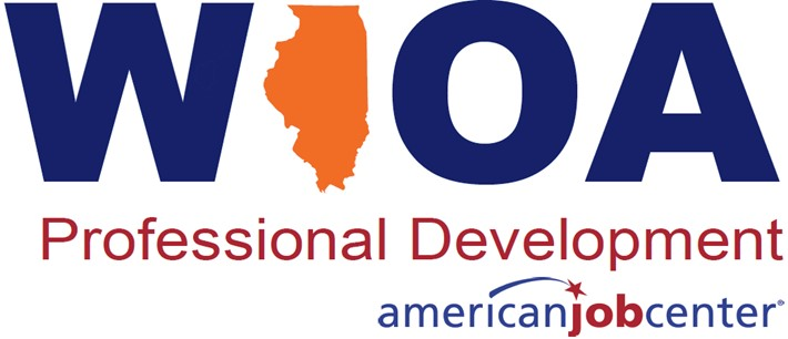 Illinois Workforce Logo